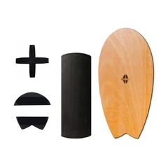 Kit Equilibra Desafio - Modelo Wood