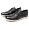 Derby Lord John Casual Cor: Preto 9001