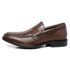 Loafer Lord Byron Casual Couro Cor: Café 9400 na internet