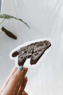STICKER MILENIUM FALCON