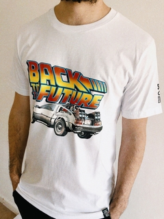 REMERA BACK TO THE FUTURE - comprar online