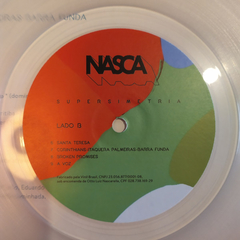 Nasca ‎– Supersimetria - Promo Only Djs