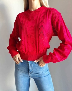 Sweater 43 - Manga Ancha- -Triple Ocho- - comprar online