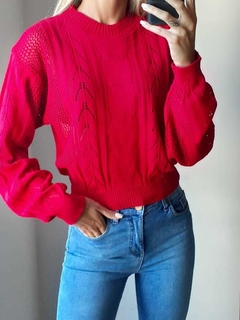 Sweater 43 - Manga Ancha- -Triple Ocho-