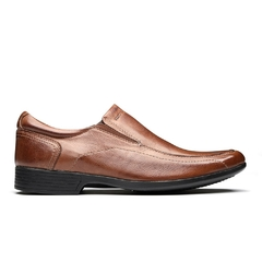Sapato Social Casual Masculino FLY Francajel Chocolate - 6251 - comprar online