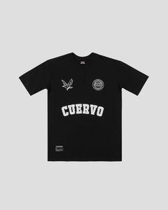 Camiseta Curta Selected - Preto