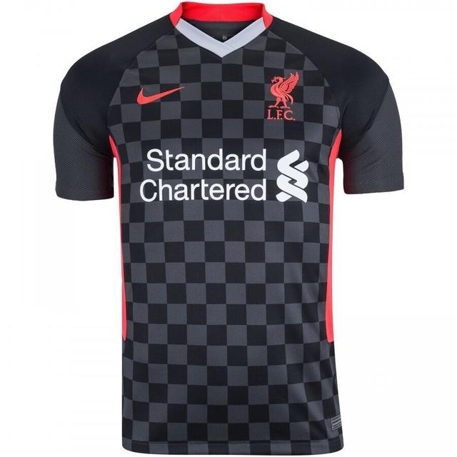 Camisa Liverpool Third 20 21 Masculina Torcedor