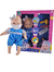 BONECA DOLLS COLLECTION HORA DE CUIDAR SUPER TOYS 432