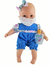 BONECA DOLLS COLLECTION HORA DE CUIDAR SUPER TOYS 432 - comprar online