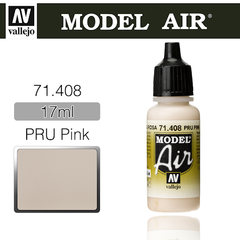 Vallejo Model Air 71408 Pru Rosa / Pru Pink