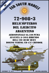Far South Models 1/72 72-908-3 Helicópteros Del Ejercito Arg