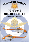 Far South Models 1/72 72-959-1 Mil Mi 7ie-v5