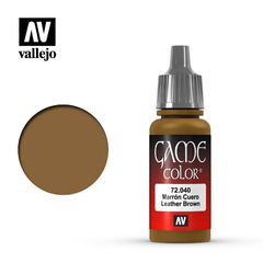 Vallejo Game Color 72040 Marron Cuero / Leather Brown