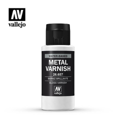 Vallejo Metal Color 26657 Barniz Metal Brillante 60ml