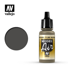 Vallejo Model Air 71282 6k Marron Ruso / 6k Russian Brown