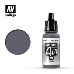 Vallejo Model Air 71073 Negro Metal / Black