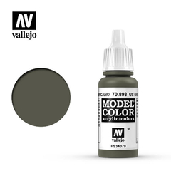 Vallejo Model Color 95 Verde Americano Us Dark Green Fs34079