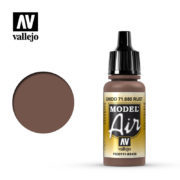 Vallejo Model Air 71080 Ral 30111 Oxido / Rust Bs435