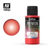 Vallejo 62074 Premium Airbrush Color Rojo Candy 60ml