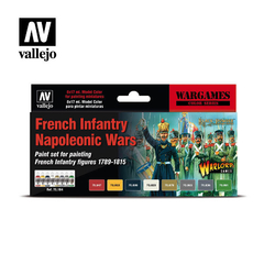 Vallejo Model Color 70164 French Infantry Napolenic War