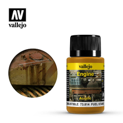 Vallejo Weathering Effects 73814 Manchas De Combustible
