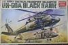 Academy 1/48 1612 Uh-60a Black Hawk