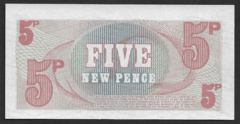British Armed Forces, 5 New Pence - comprar online