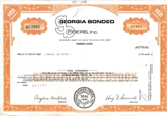Georgia Bonded Fibers, Inc.