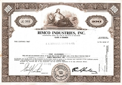 Rimco Industries, Inc.