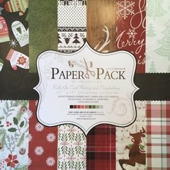 Scrapbooking Paper Pack - Christmas Collection