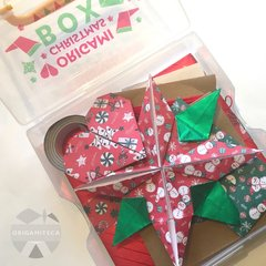 Origami Christmas Box en internet
