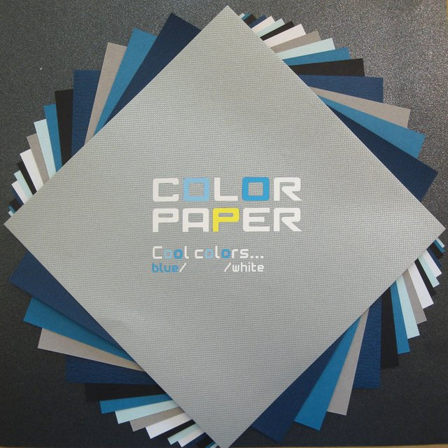 Color Paper - Cool colors - comprar online