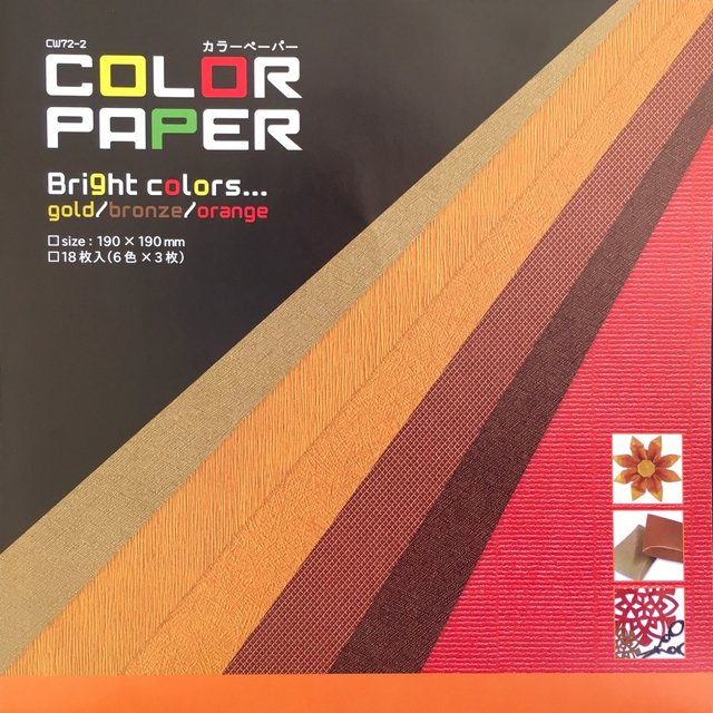 Color Paper - Bright colors en internet
