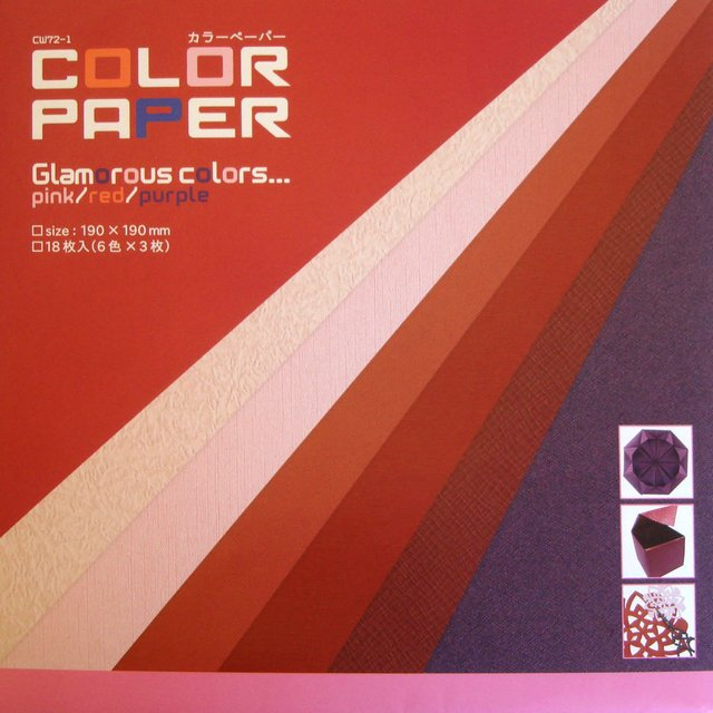 Color Paper - Glamorous colors en internet