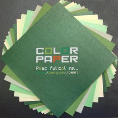 Color Paper - Peaceful colors