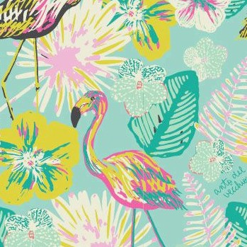 Papel Picado - Flamingo Fun - comprar online