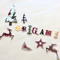 Scrapbooking Paper Pack - Christmas Collection - comprar online