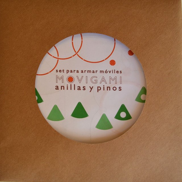 Movigami - Anillas y pinos