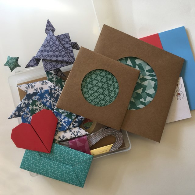 Origami Box Kit - comprar online