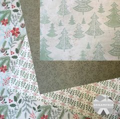 Imagen de Scrapbooking Paper Pack - Christmas Collection