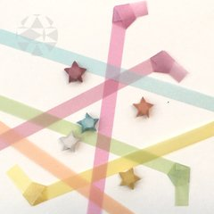 Pearl Pastel Star Folding - Mini en internet