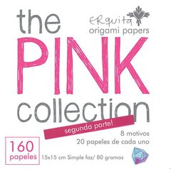 Erquita - Pink Collection - 15x15 - Segunda Parte - origamiteca