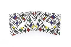Tyvek® Wallet - by Monkey Wallets® - Abstracta on internet