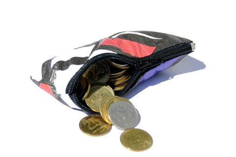 Purse for Coins by Monkey Wallets® - Abstracto - buy online