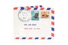 Carteira de papel Tyvek® - Monkey Wallets® - Airmail