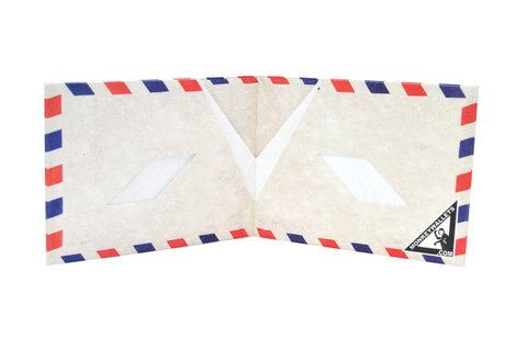 Tyvek® Wallets -  Monkey Wallets® - Airmail on internet