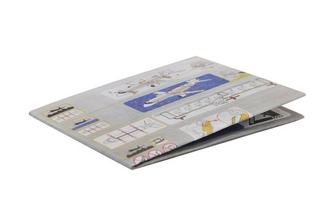 Billeteras de Papel Tyvek® - Monkey Wallets® - Avion en internet