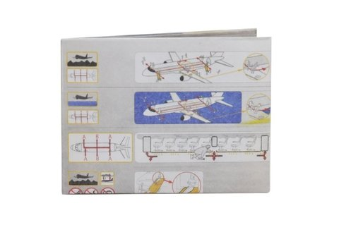 Billeteras de Papel Tyvek® - Monkey Wallets® - Avion - comprar online