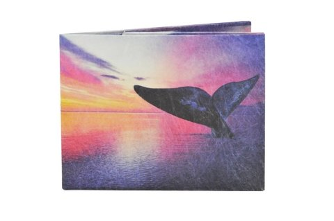 Carteiras de Papel Tyvek® - Monkey Wallets® - Ballena