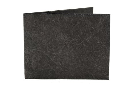 Tyvek® Wallet - by Monkey Wallets® - Black - buy online